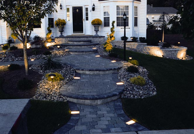 "Brick Paver Lights - 4"" x 8"""