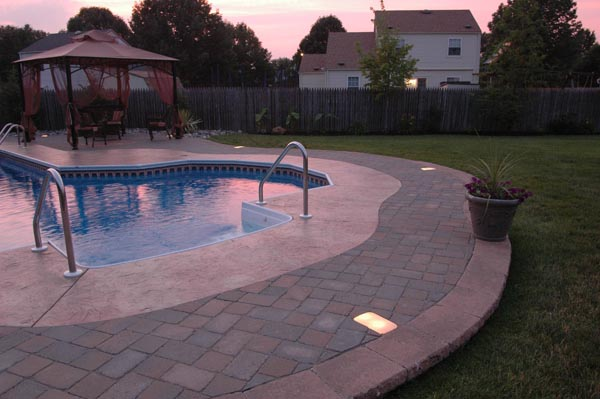 "Cobble Paver Lights – 6"" x 9"""